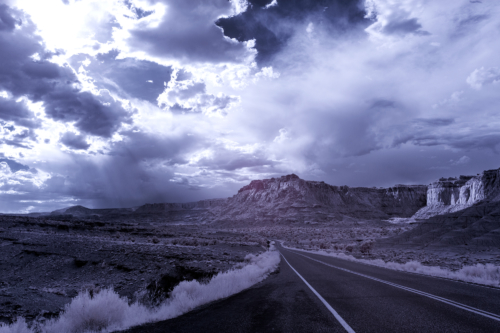 Capital Reef IR